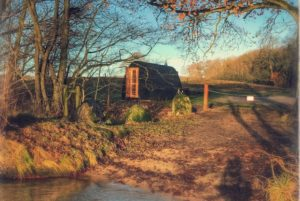 Ny sauna ved Hald Sø, Viborg
